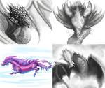 Dragon variations by Vilenchik