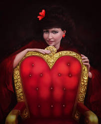 King's throne of my heart