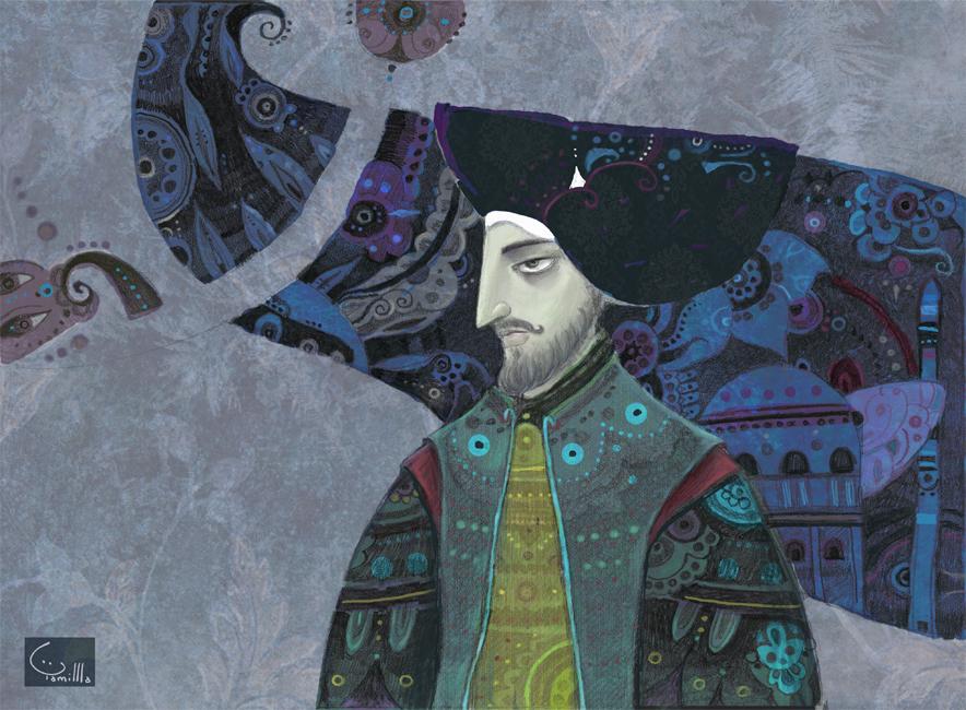 Sad Sultan by Tamillla