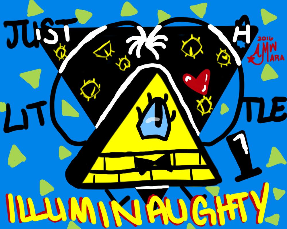 just a lil' illumiNAUGHTY by Ask-Mara92