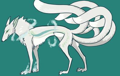 Canace kitsune redesign