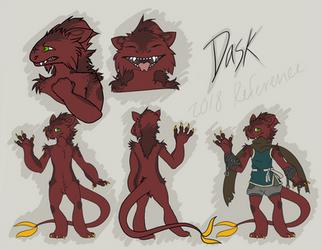 Dask reference by Daskdragon
