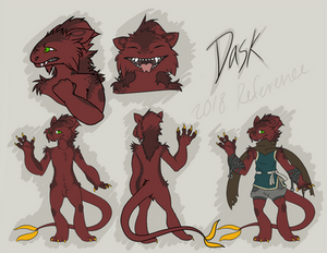 Dask reference
