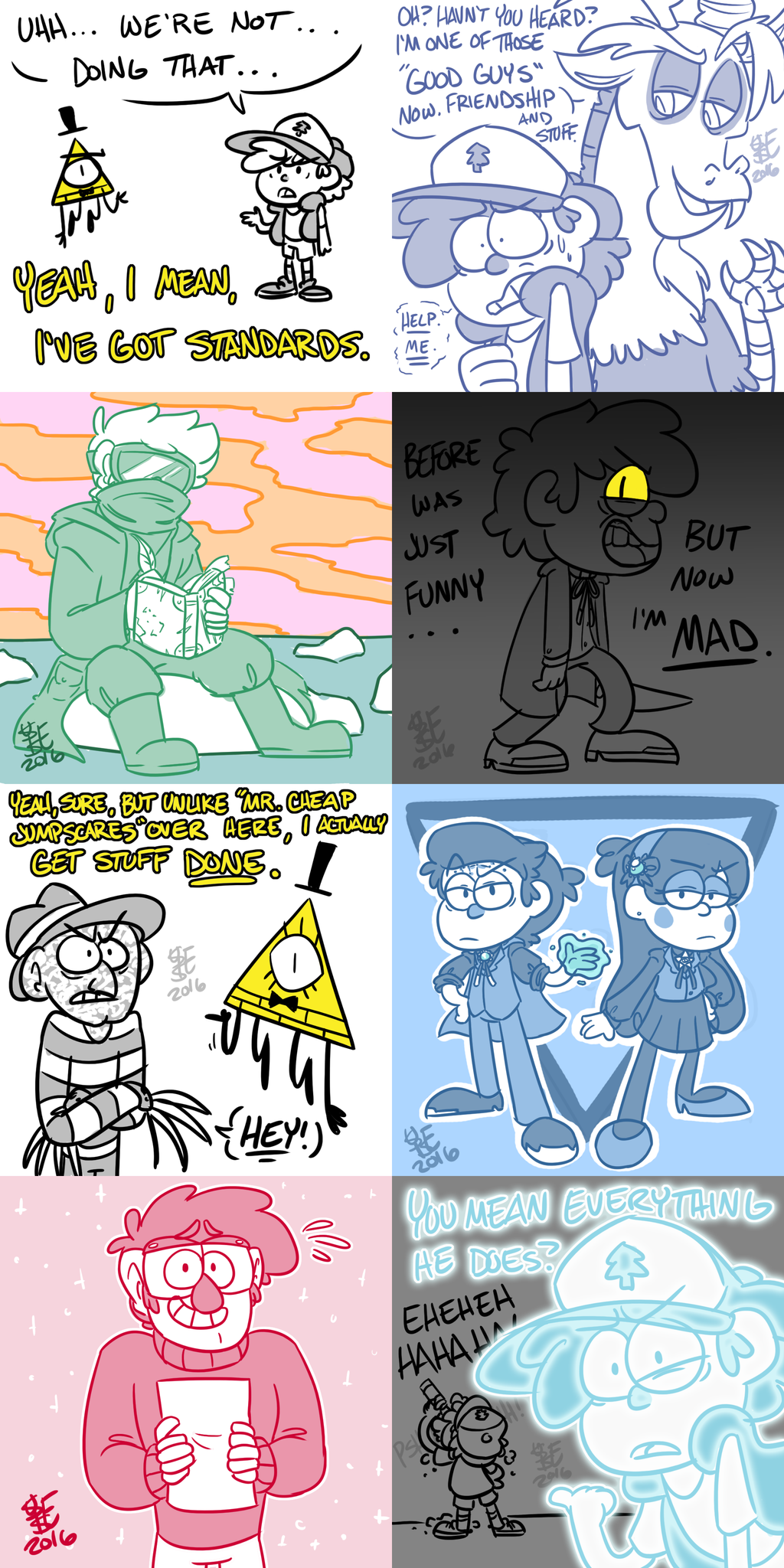 GF Quick Doodle Prompts 3 by SystemEmotions