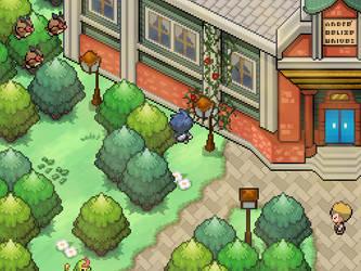 Seora University by Pokemon-Subrosia