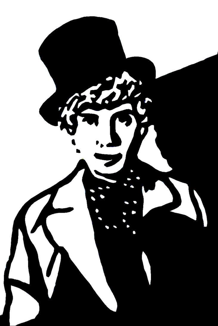 Harpo Marx by vaudeville-comedy