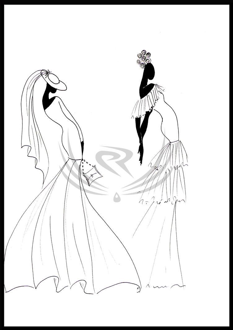 fashion design drawings 2012