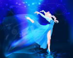 The Ice Queen's Dance by Dicentrasterisk