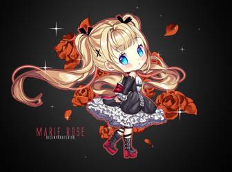 Marie Rose by Dicentrasterisk