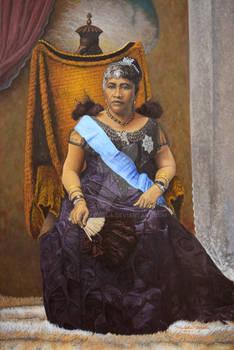HM Queen Liliuokalani Onipaa