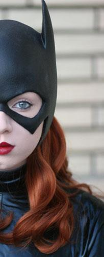 Knightess Rouge ID: Batgirl by Knightess-Rouge