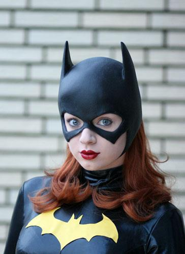 Barbara Gordon - Batgirl by Knightess-Rouge