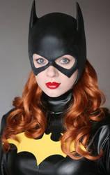 Barbara Gordon - Batgirl II by Knightess-Rouge