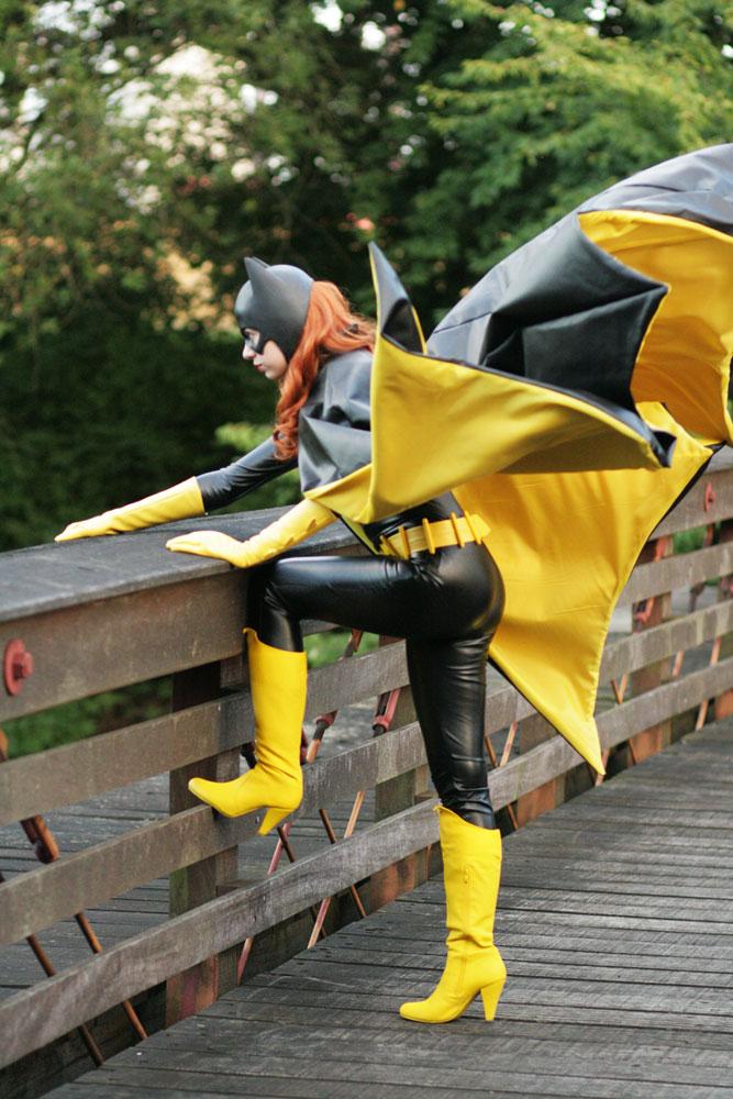 Barbara Gordon - Batgirl III by Knightess-Rouge