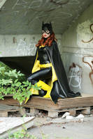 Barbara Gordon - Batgirl IV by Knightess-Rouge