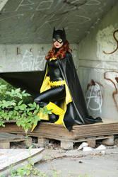 Barbara Gordon - Batgirl IV by Knightess-Rouge