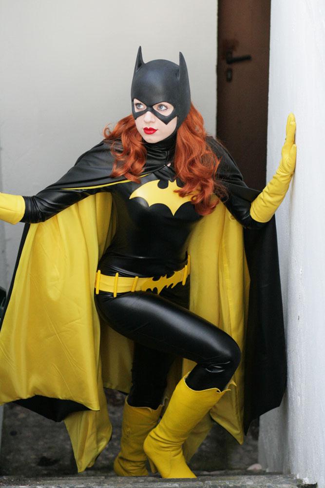 Barbara Gordon - Batgirl VI by Knightess-Rouge