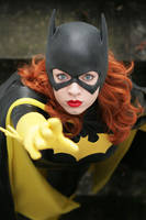 Barbara Gordon - Batgirl VIII by Knightess-Rouge