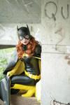 Barbara Gordon - Batgirl IX
