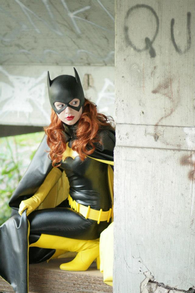 Barbara Gordon - Batgirl IX by Knightess-Rouge