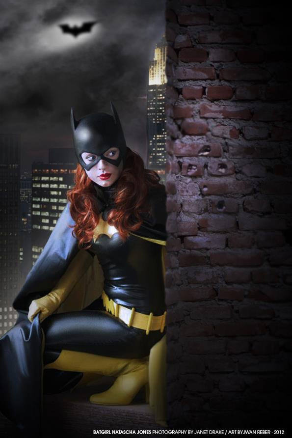Barbara Gordon - Batgirl IX-2 by Knightess-Rouge