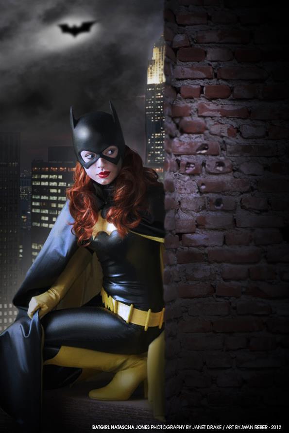 Barbara Gordon - Batgirl IX-2 by Knightess-Rouge