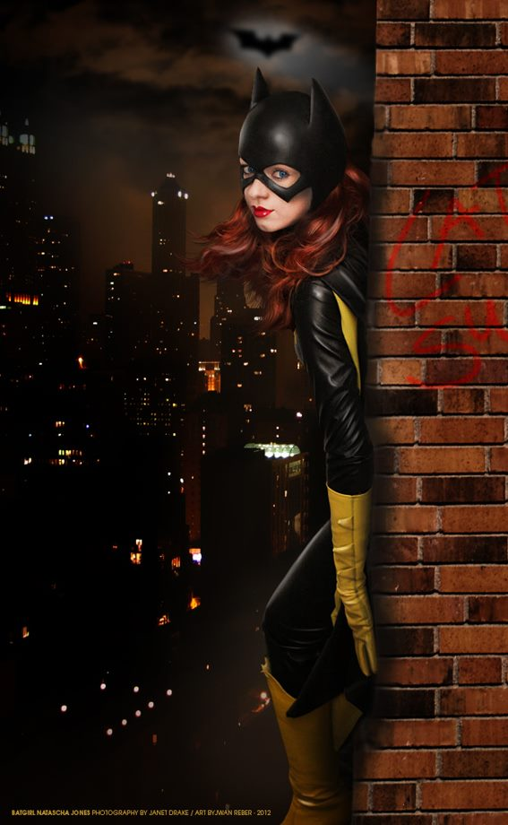 Barbara Gordon - Batgirl VII-2 by Knightess-Rouge