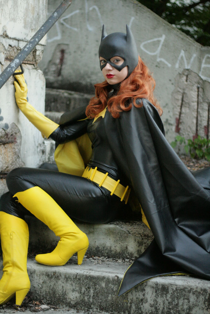 Barbara Gordon - Batgirl X by Knightess-Rouge