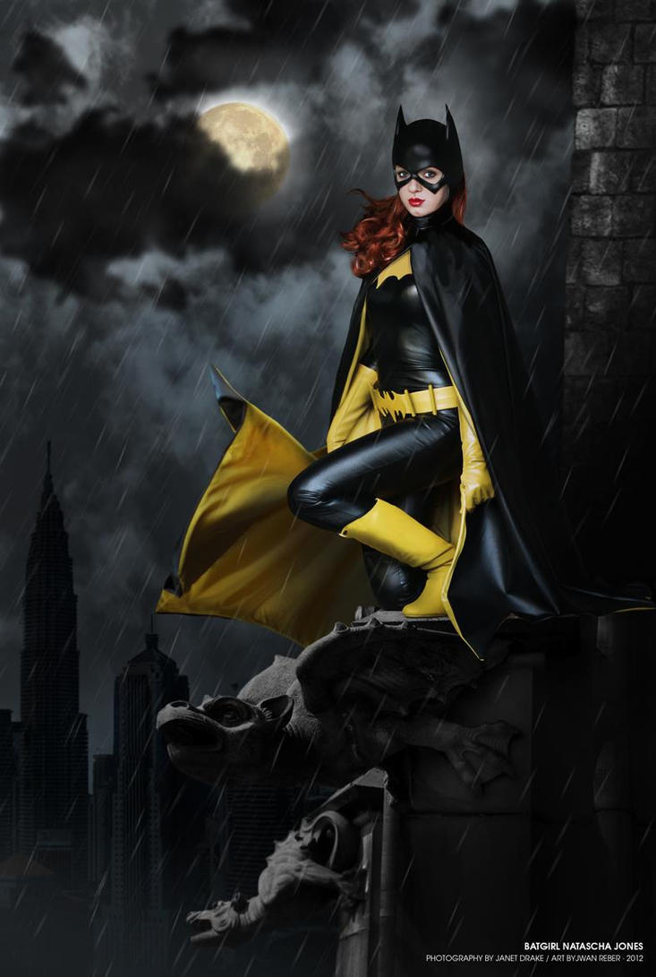 Barbara Gordon - Batgirl IV-2 by Knightess-Rouge