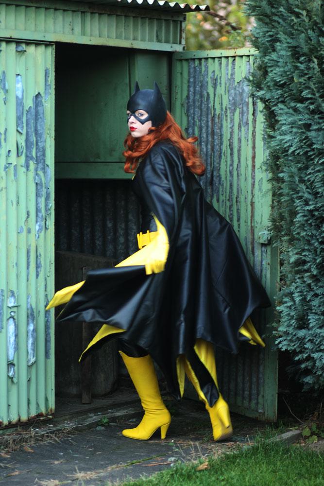 Barbara Gordon - Batgirl XI by Knightess-Rouge
