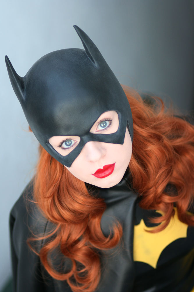 Barbara Gordon - Batgirl XII by Knightess-Rouge