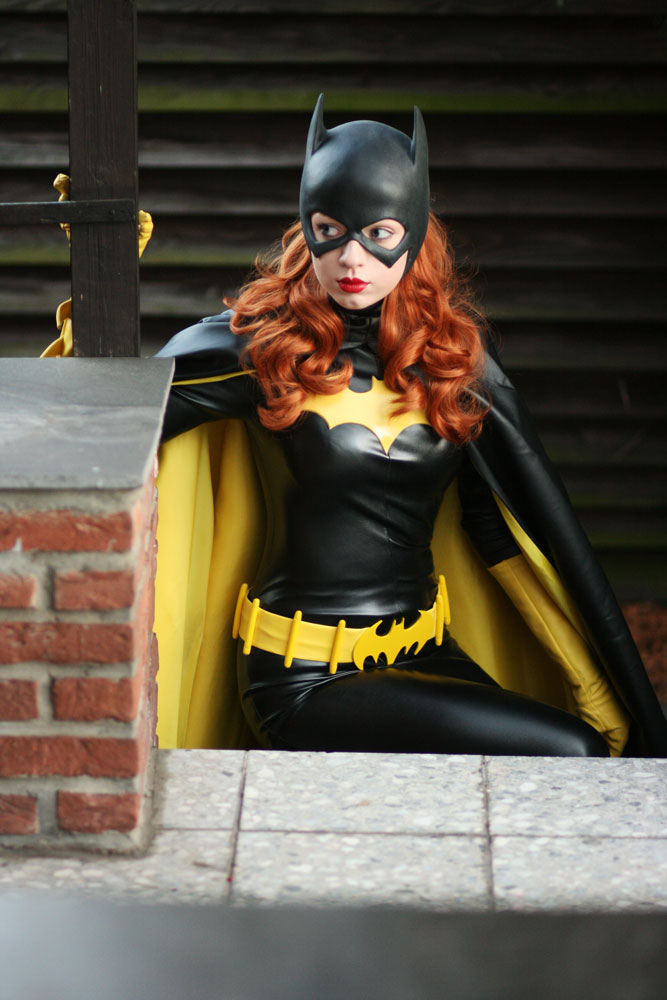 Barbara Gordon - Batgirl XIII by Knightess-Rouge