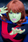 Young Justice - Miss Martian I