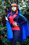 Young Justice - Miss Martian II