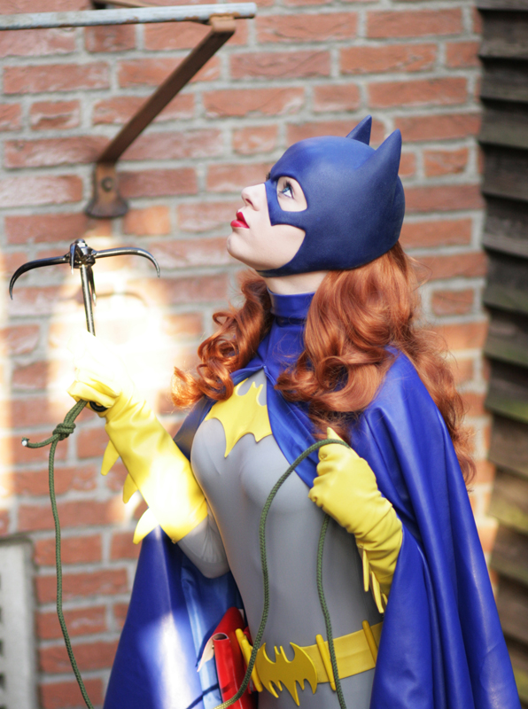 Barbara Gordon - Batgirl - Silver Age III by Knightess-Rouge