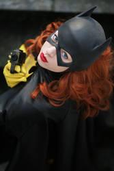 Barbara Gordon - Batgirl XV by Knightess-Rouge