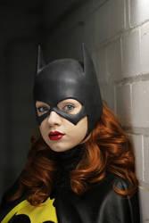 Barbara Gordon - Batgirl XVI by Knightess-Rouge