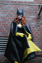 Barbara Gordon - Batgirl XVII by Knightess-Rouge