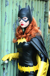 Barbara Gordon - Batgirl XVIII by Knightess-Rouge