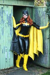 Barbara Gordon - Batgirl XXI by Knightess-Rouge