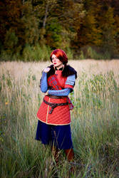 The Witcher 3: Cerys an Craite III