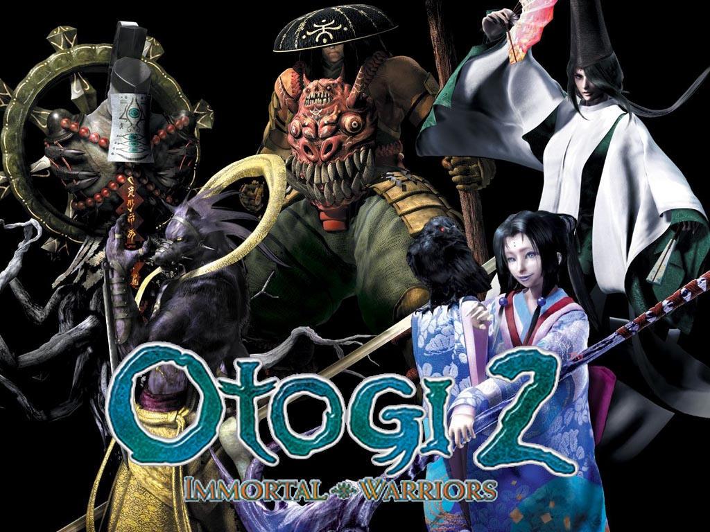Otogi 2 extra characters WP by TGWabba