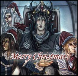 Merry Christmas 2018! by RavenIntrepidity