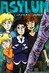Asylum Chapter 5 Cover by jello-bomb