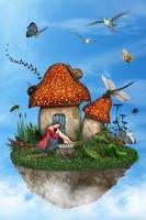 My Little Paradise by Enianou