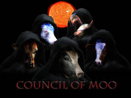 Council of Moo by KowBasher