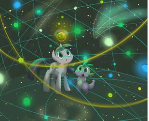 Pony Treasure Planet by PonyGoggles
