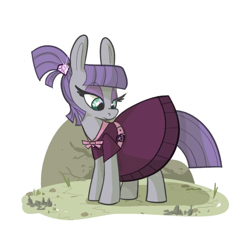 Maud Pie-Dress by PonyGoggles