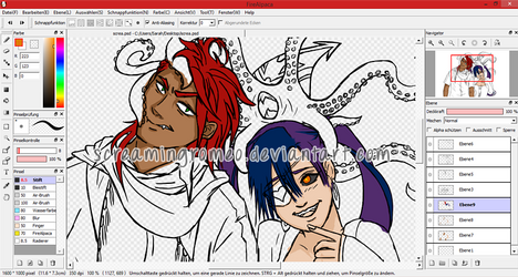 [Dontknowatitleforthatartwork] WIP 2 by ScreamingRomeo