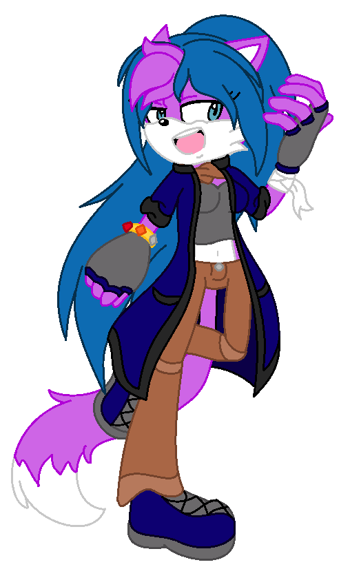 Veronica_Sonic Boom Style by VeronicaPrower